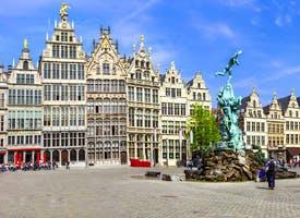Reisebild: Flusskreuzfahrt Niederlande und Belgien