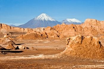 Mondtal in der Atacama-Wüste - ©Kseniya Ragozina - Fotolia
