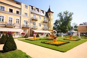 Franzensbad - Hotel Bajkal, Copyright: Kurhotel Bajkal Franzensbad