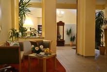 Bad Elster - Parkhotel Helene - Eingangsbereich, Copyright: Parkhotel Helene