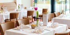 Warmbad - Santé Royale Hotel- und Gesundheitsresort - Restaurant, Copyright: Santé Royale Hotel- und Gesundheitsresort Warmbad