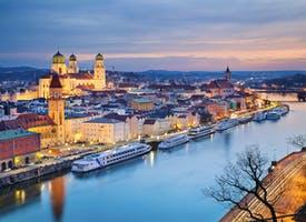 Reisebild: Silvester 2018 in Passau - Hotel Residenz