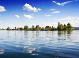 Reisebild: Deutschland-Rundreise Bodensee - die Blumeninsel Mainau