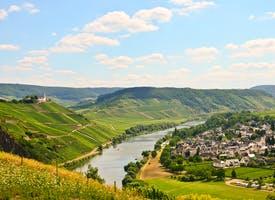 Reisebild: Weinreise an Rhein und Mosel