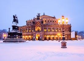 Reisebild: Jahreswechsel 2018 in Dresden - Sachsen