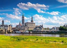 Reisebild: Städtereise Dresden - prächtige Barockstadt