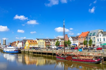 Husum - Nordfriesland - ©pure-life-pictures - Fotolia