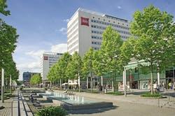 ibis Hotel Dresden Zentrum - Außenansicht