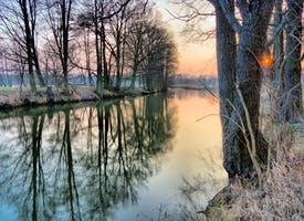 Reisebild: Silvester 2018 im Spreewald - mit Winterkahnfahrt - Brandenburg
