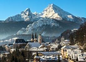 Reisebild: Rundreise Silvester in den Deutschen Alpen
