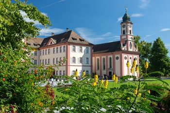 Schloss Insel Mainau - ©Sasa Komlen  Adobe Stock