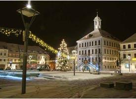 Reisebild: Sachsen - Silvester 2018 in Bischofswerda