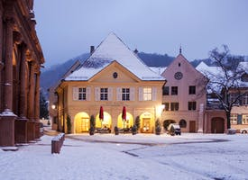 Reisebild: Silvester im Schwarzwald