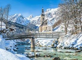 Reisebild: Rundreise Weihnachten in den Deutschen Alpen