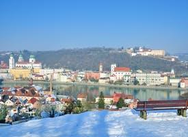 Reisebild: Weihnachten in Passau & im Bayerischen Wald mit Gala-Schifffahrt