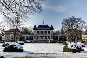 Königliches Kurhaus Bad Elster, Copyright: knogochill - AdobeStock