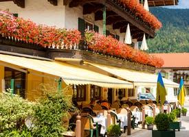 Reisebild: Urlaub in Deutschland - Hotel Ruhpoldinger Hof in Ruhpolding