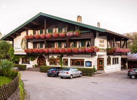 Reisebild: Urlaub in Deutschland - Gasthof Vroni in Inzell