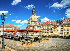 Reisebild: Übernachtung im Hotel Ibis in Dresden