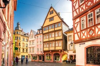 Altes Mainz - ©pure-life-pictures - Fotolia