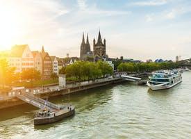 Reisebild: Rhein-Kreuzfahrt mit der MS Rigoletto