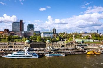 Hamburg Hafen - ©Vlada Z - Fotolia