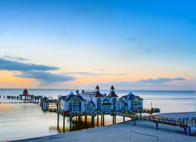 Reisebild: Urlaub an der Ostsee auf der Insel Rügen im Park Hotel in Sellin