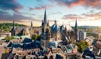 Aachen - Stadtpanorama - ©David J. Engel - StockAdobe