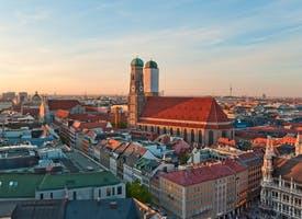 Reisebild: München - Weltstadt mit Herz