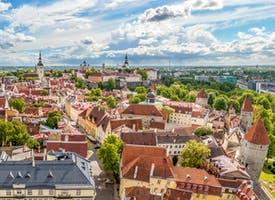 Reisebild: Rundreise Baltikum - Litauen, Lettland & Estland