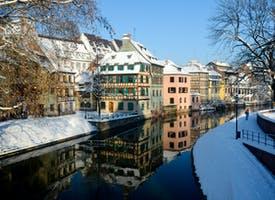 Reisebild: Silvester 2018 in Straßburg - Frankreich