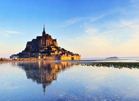 Reisebild: Rundreise Frankreich - Normandie und Bretagne