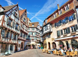 Reisebild: Rundreise Frankreich - Elsass