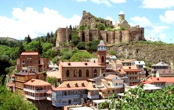 Narikala Festung in Tbilisi - ©Vizit Armenia