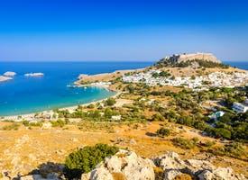 Reisebild: Rhodos und Kreta - Höhepunkte der griechischen Inseln