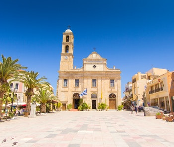 Kirche in Chania - Insel Kreta - ©Tom - Fotolia