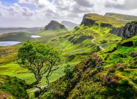Reisebild: Rundreise Schottland - Highlands und Inseln