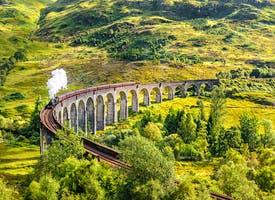Reisebild: Harry Potter Erlebnisreise durch Schottland - Flugreise