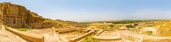 Persepolis Panorama - ©OPIS - Adobe Stock