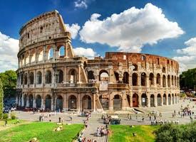 Reisebild: Städtereise Rom - Ewige Stadt am Tiber in Italien