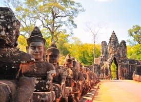 Reisebild: Rundreise Hongkong & Kambodscha