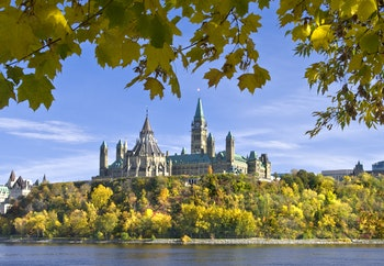 Ottawa - Parlament - ©Michel Loiselle - Adobe Stock
