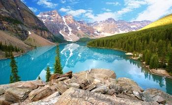 Moraine Lake im Banff Nationalpark - ©Horticulture - Fotolia