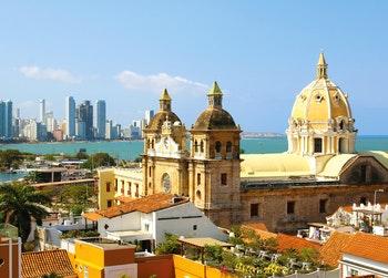 Cartagena in Kolumbien - ©alexmillos - Adobe Stock