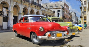Oldtimer in Havanna - Kuba - ©rgbspace - Adobe Stock
