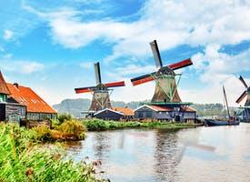 Reisebild: Rundreise durch den Norden von Holland
