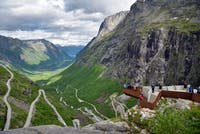 Trollstigen in Norwegen - ©DF182@ Adobe Stock