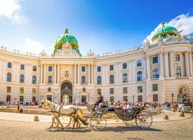 Reisebild: Städtereise Wien - Kurzreise nach Österreich