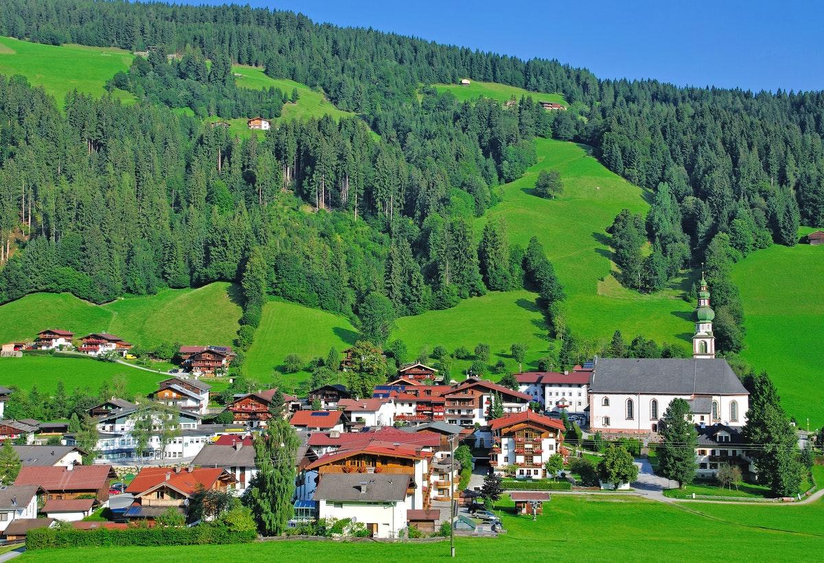 Skiurlaub Appartements Wildschnau Wildschnau-Oberau in