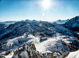 Reisebild: Weihnachten und Silvester in den Kärntner Bergen